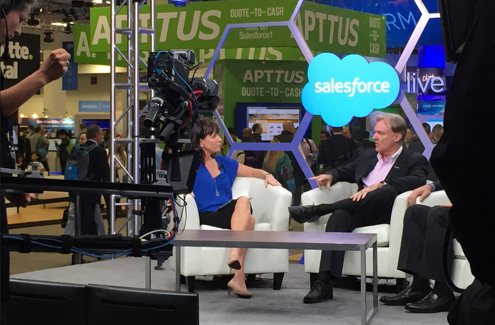 Apttus Dreamforce 2016 - Drive Production Event