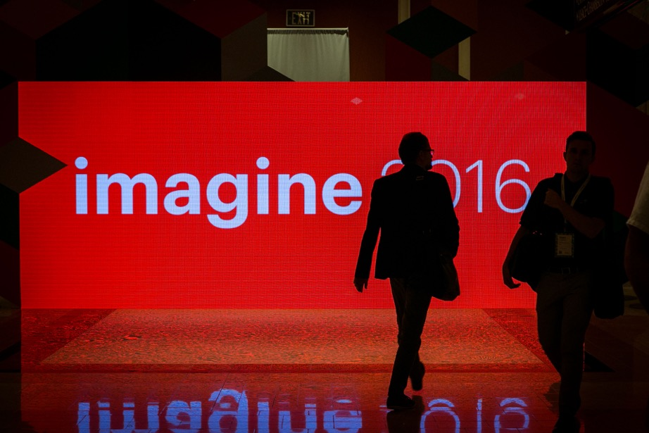 Magento Imagine 2016 - Drive Production Event