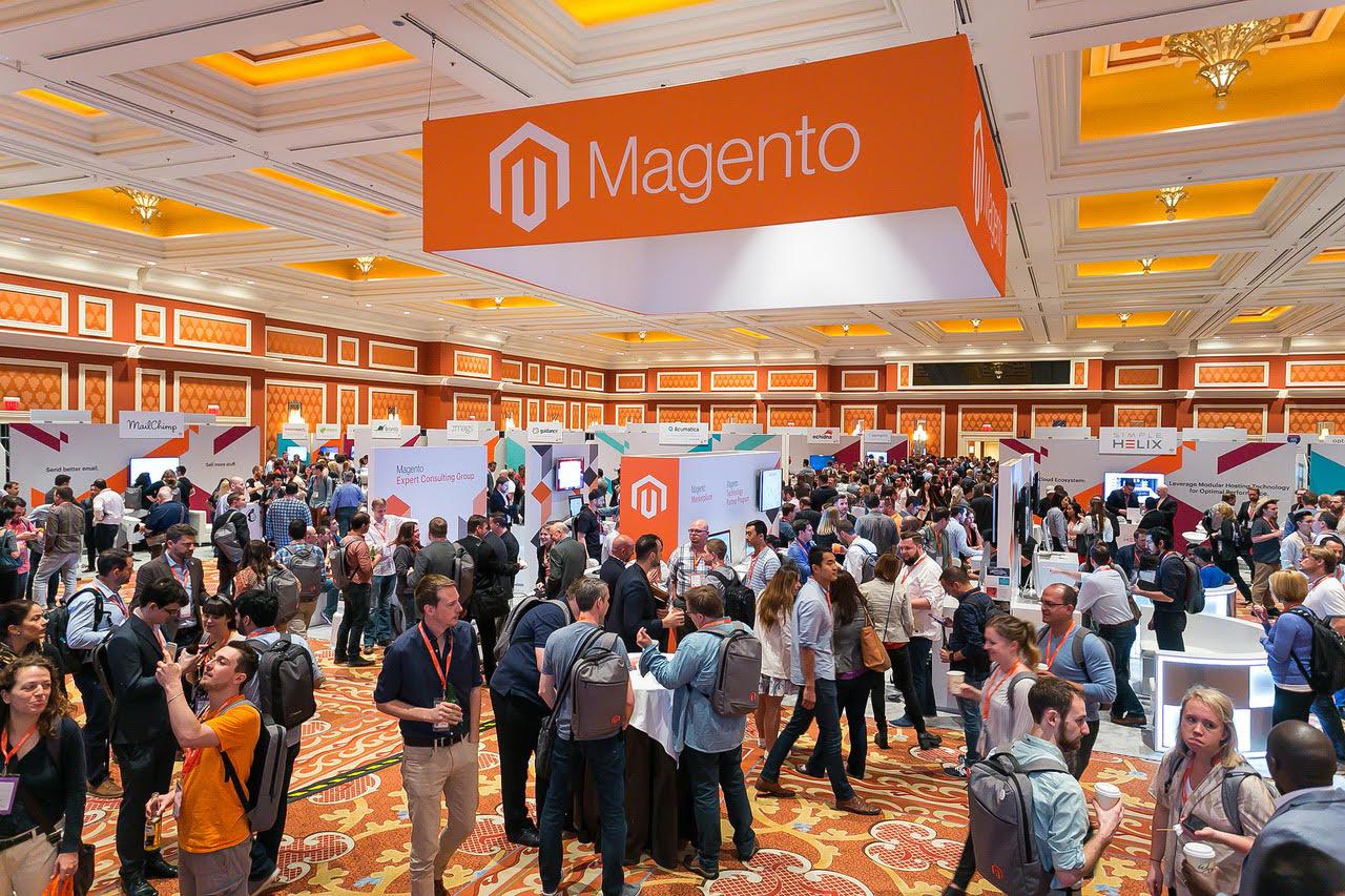 Magento Imagine 2017 - Drive Production Event
